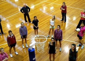 St Therese Netball Club plea for males to be excluded from the local competiton.