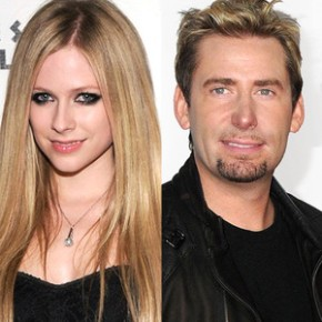 Avril, 27, and Chad, 37 are engaged after 6 months of secret dating.
