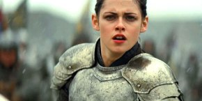 "Kristen Stewart remains in the ""Snow White"" franchise."